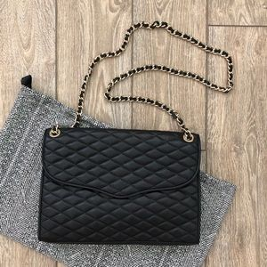 rebecca minkoff jumbo quilted affair